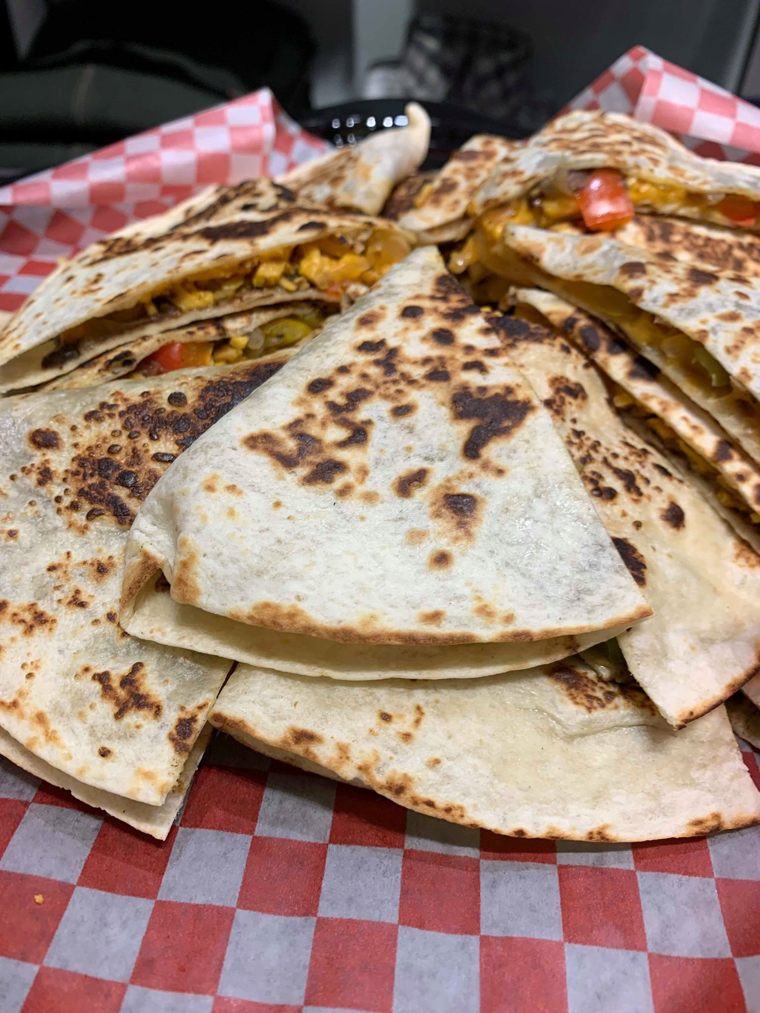 ZAZA Catered Quesadilla