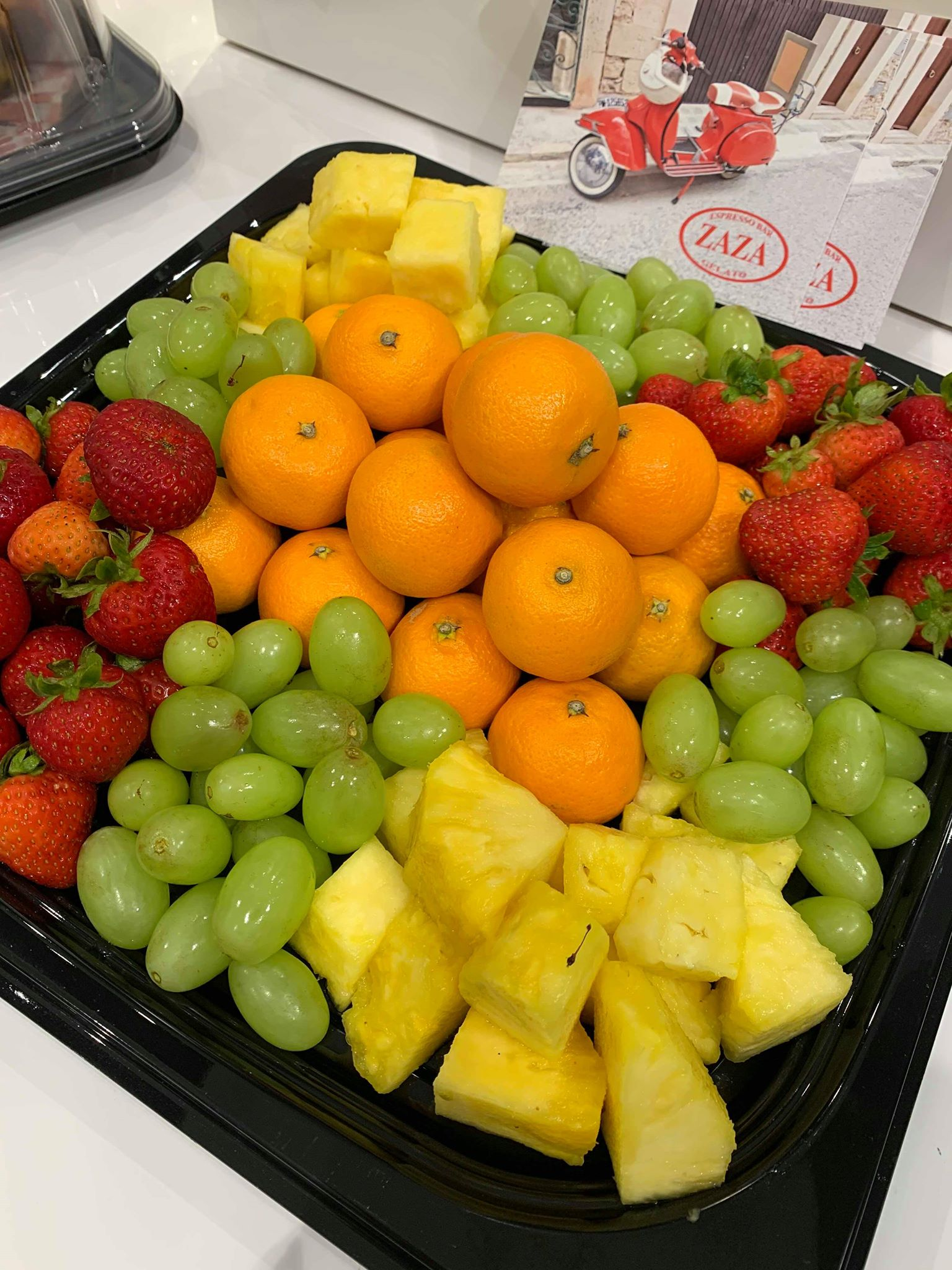 ZAZA Catered Fruit Tray